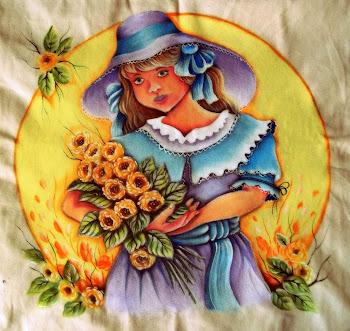A Dama das Rosas
