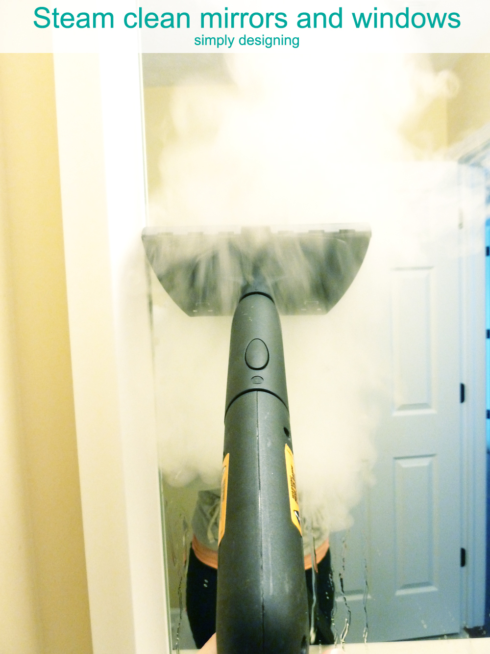 Winter cleaning with the SteamMachine