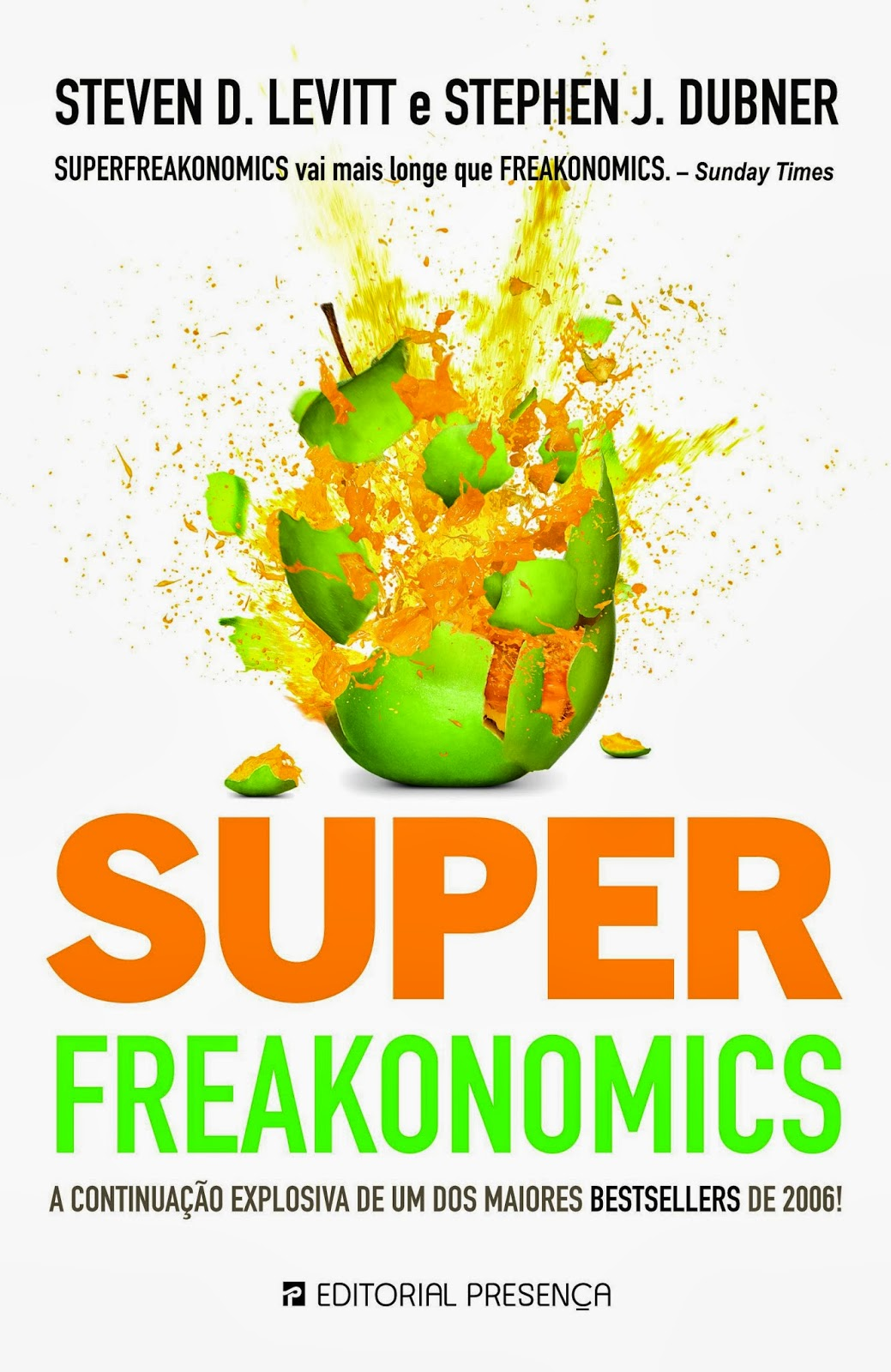 superfreakonomics review Freakonomics has 565,434 ratings and 14,174 reviews jim said: this was an interesting book i say it was interesting because i started liking it (a lot.