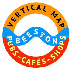 Beeston Pubs - Cafés – Shops Map
