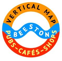 Beeston Pubs - Cafés – Shops Map