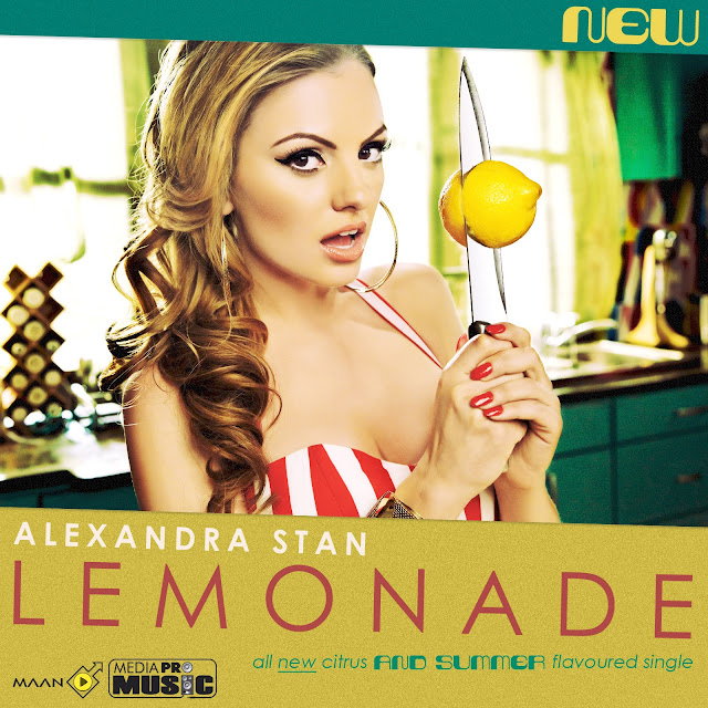 Alexandra Stan Lemonade
