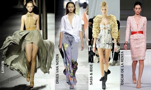 Current Fashion Trends 2011-2