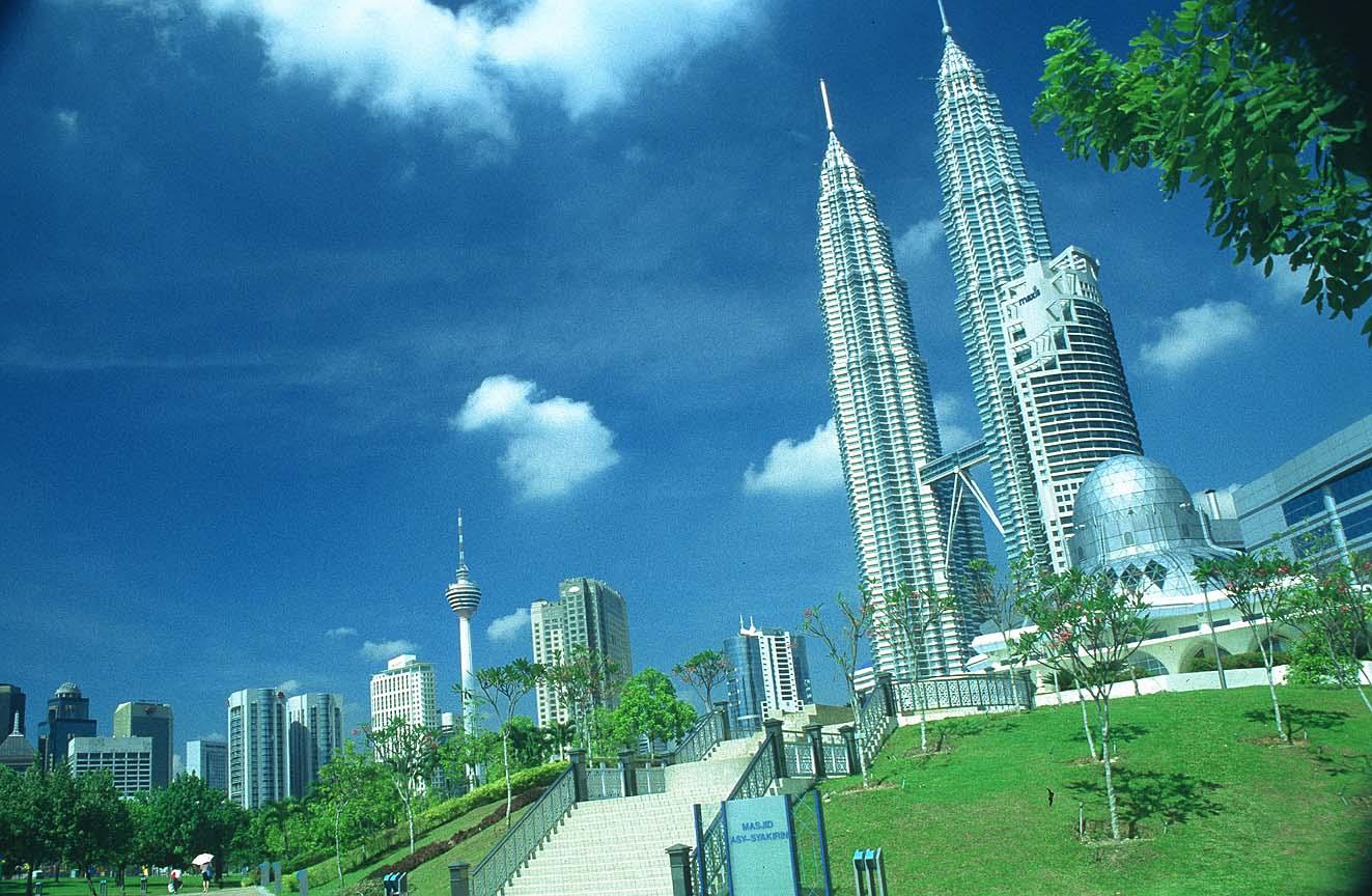 Explore Malaysia Klcc Park