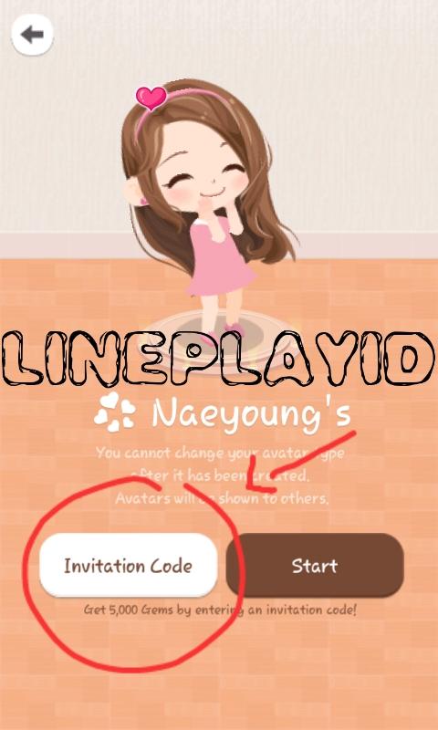 Line play how to enter an invitation code enter a code stopboris Gallery