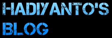 hadiyanto's blog
