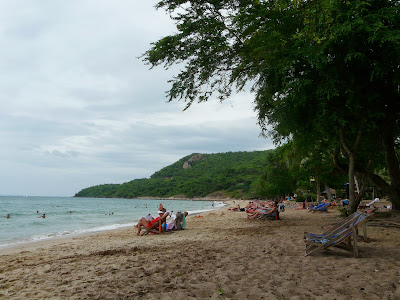 Hat Sai Kaew beach near Pattaya