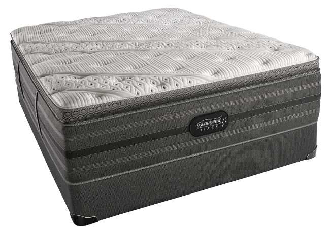 Simmons Beautyrest Black Kate Luxury Firm Pillowtop Mattress
