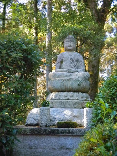 Buddha at Ryoan-ji