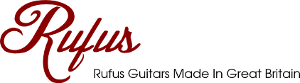 Rufus Guitars Made In Great Britain