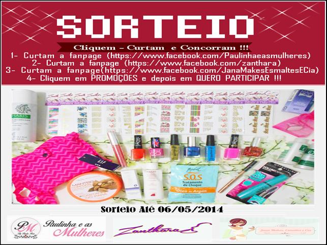 Sorteio Ativo Até 06/05/2015