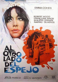 the other side of the mirror (1973) Doblaje: Vose Género: Suspenso, Erotico Sinopsis: La aparentemente feliz e inocua relación entre la joven Ana y...