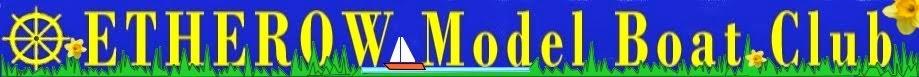 Etherow Model Boat club