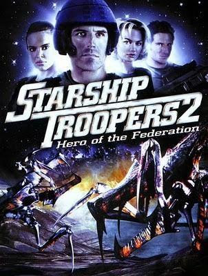 Starship Troopers 2 audio latino