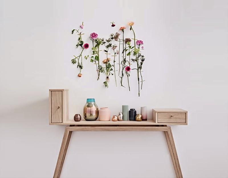 primaverales piezas para el hogar