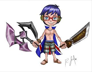 Ilustração do Thorn