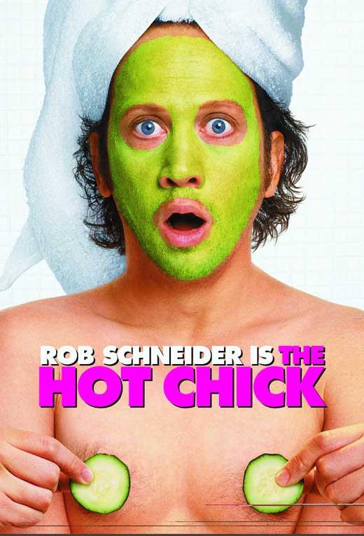 The hot chick (Este cuerpo no es el mío) (Este cuerpo no es mío) (2002) Español Latino