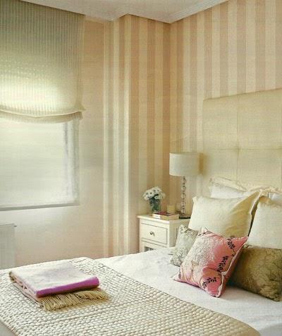 Decorole dormitorio cabeceros empapelados - Dormitorios empapelados ...