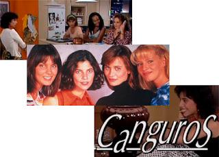 Reparto de la serie 'Canguros' de Antena 3