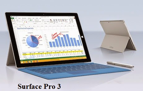 new phones coming out: Surface Pro 3