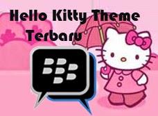Download BBM2 Tema Hello Kitty Versi Terbaru Clone