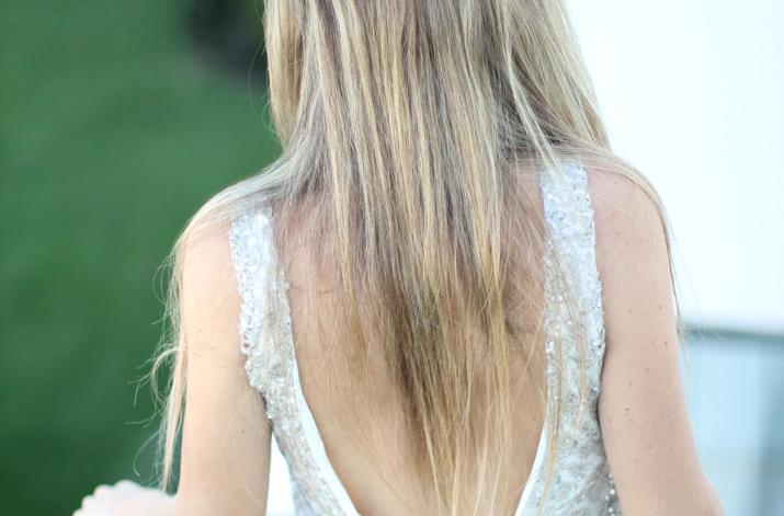cabello mechas rubias