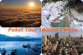 Paket Tour Taiwan