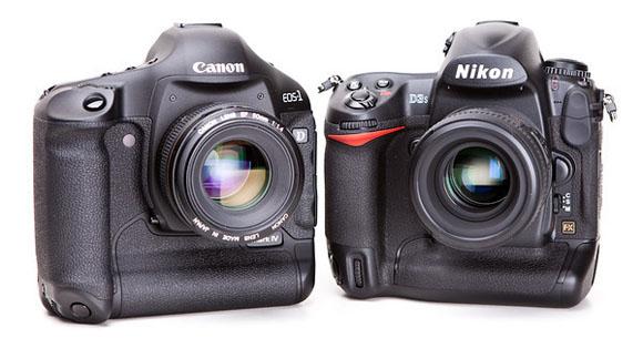 Canon 1D Mark IV vs. Nikon D3S