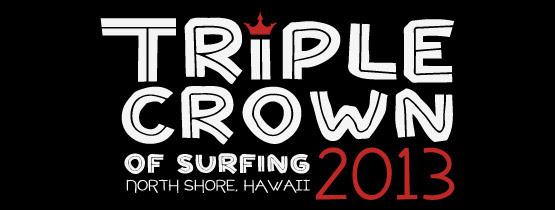 Triple Crown of Surfing 2013