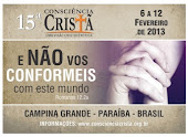 Consciência Cristã 2013