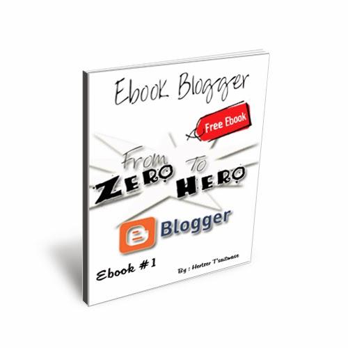 Ebook Blogger Lengkap dan Gratis