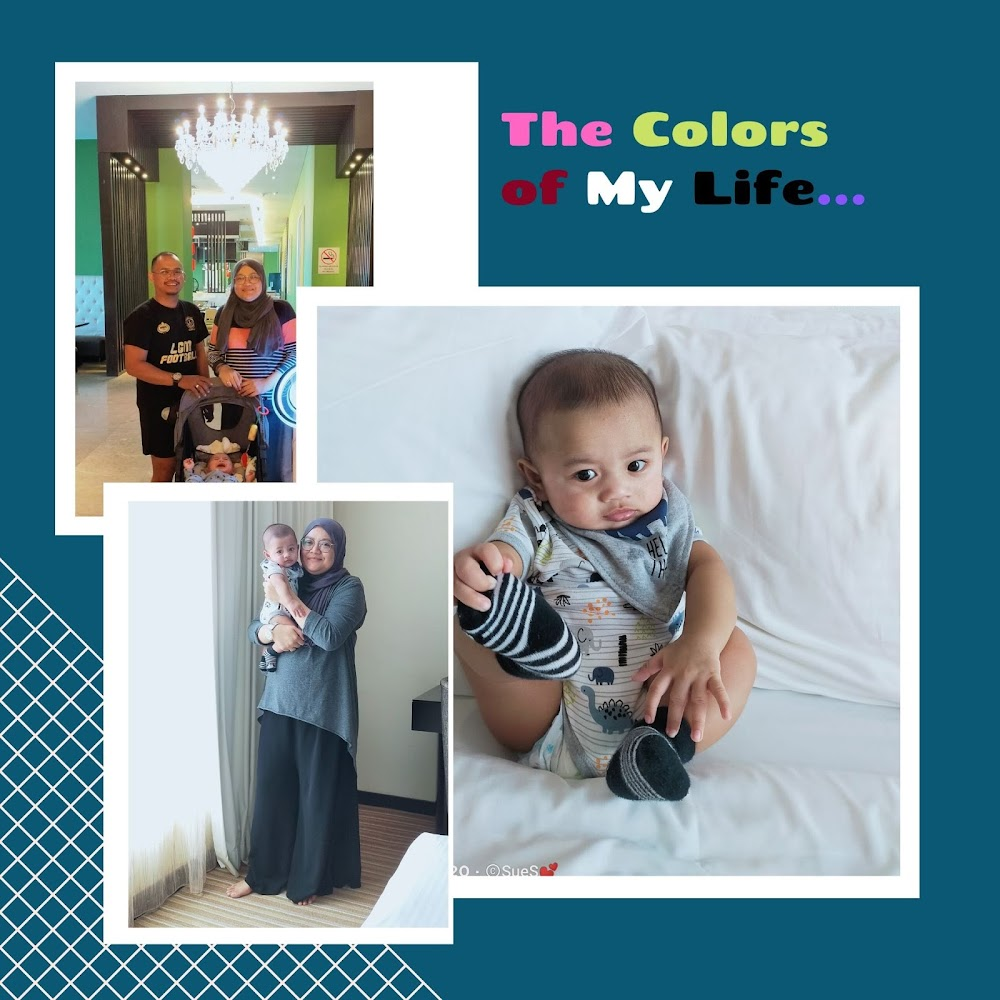 The Colors of My Life...