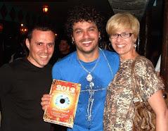 Com Léo Maia 2010