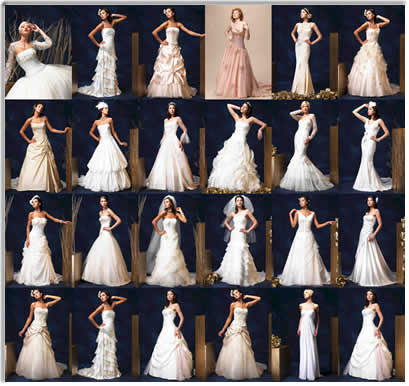 WEDDING DRESS EXHIBITION