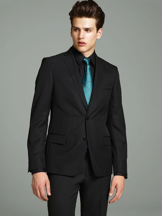 Fall/Winter 2012-2013 Versace Men's Lookbook