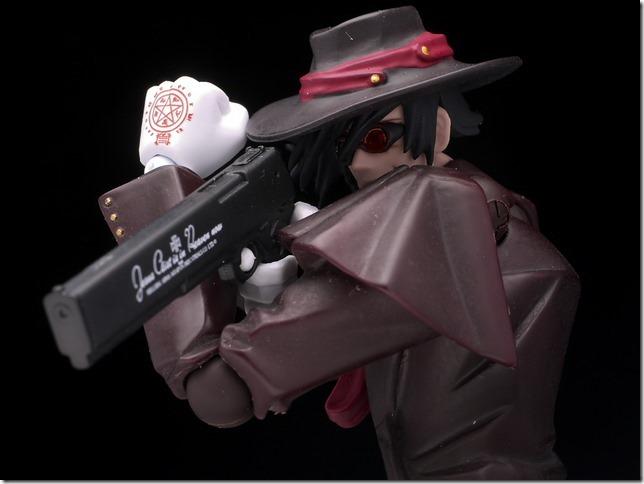 Revoltech Alucard action figure