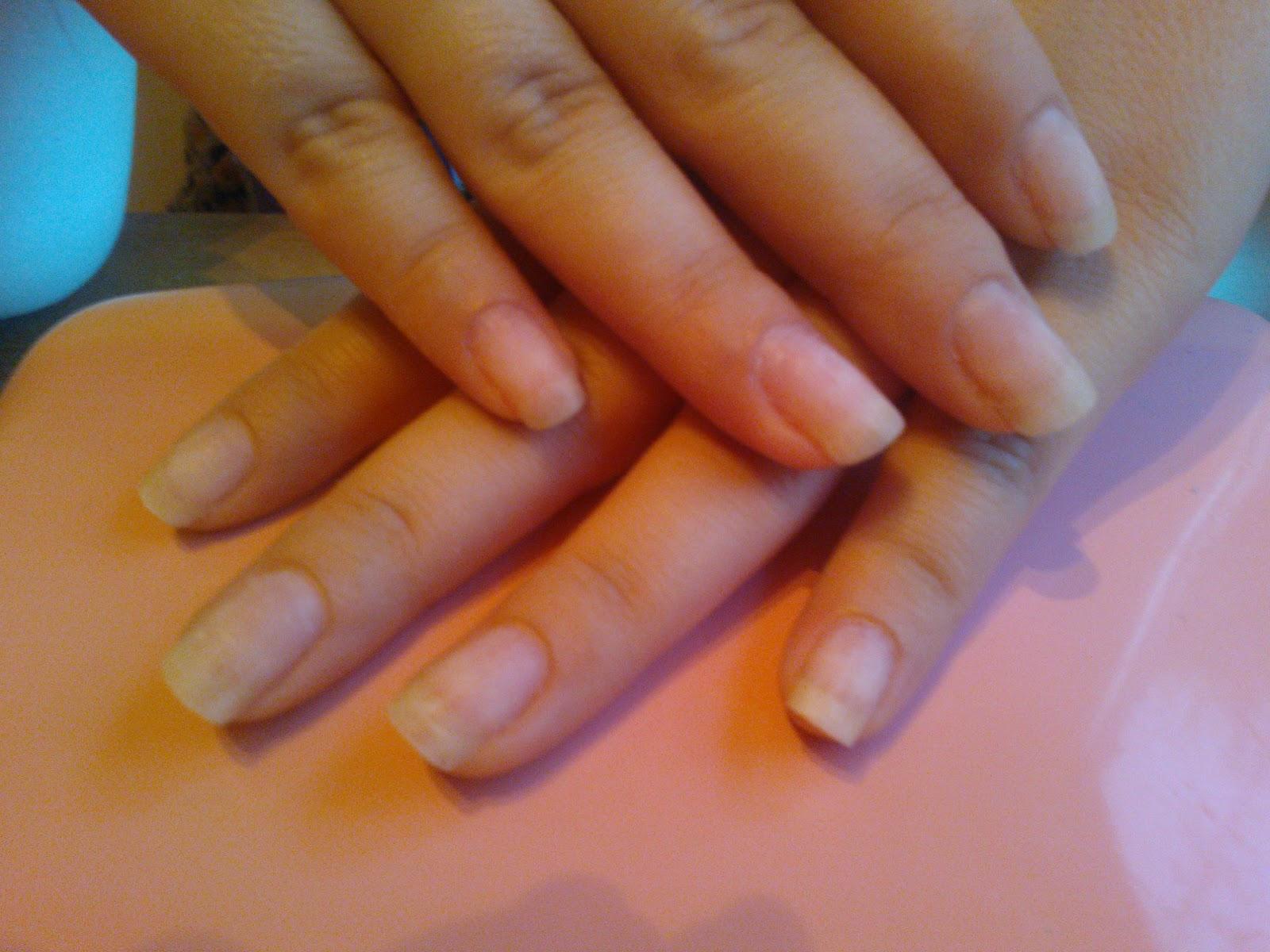 Фото нарощенных ногтей гелем под лак