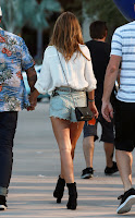 Audrina Patridge shorts