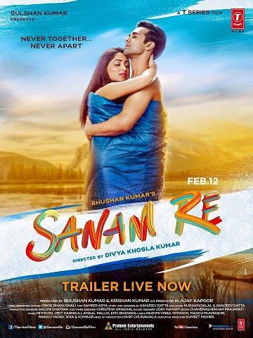Watch Sanam Re (2016) Full Audio Songs Mp3 Jukebox Vevo 320Kbps Video Songs With Lyrics Youtube HD Watch Online Free Download
