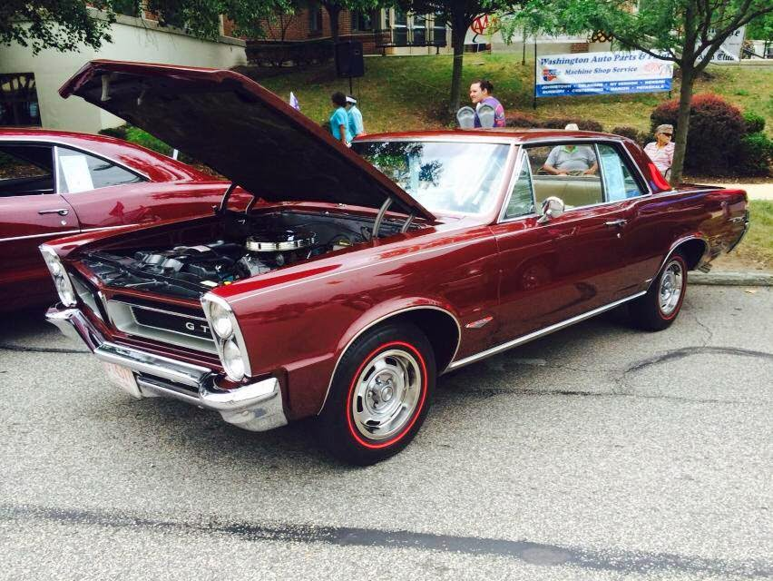 2014 Blast From The Past Car Show
