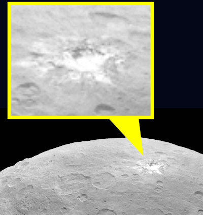 New Mystery Spot on Dwarf Planet Ceres