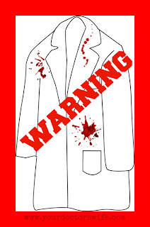 white coat warning printable
