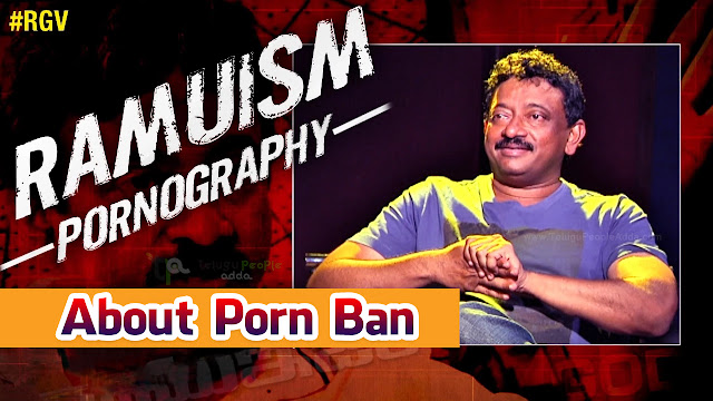 RGV Talks About Pornography | Ramuism | Watch Video
