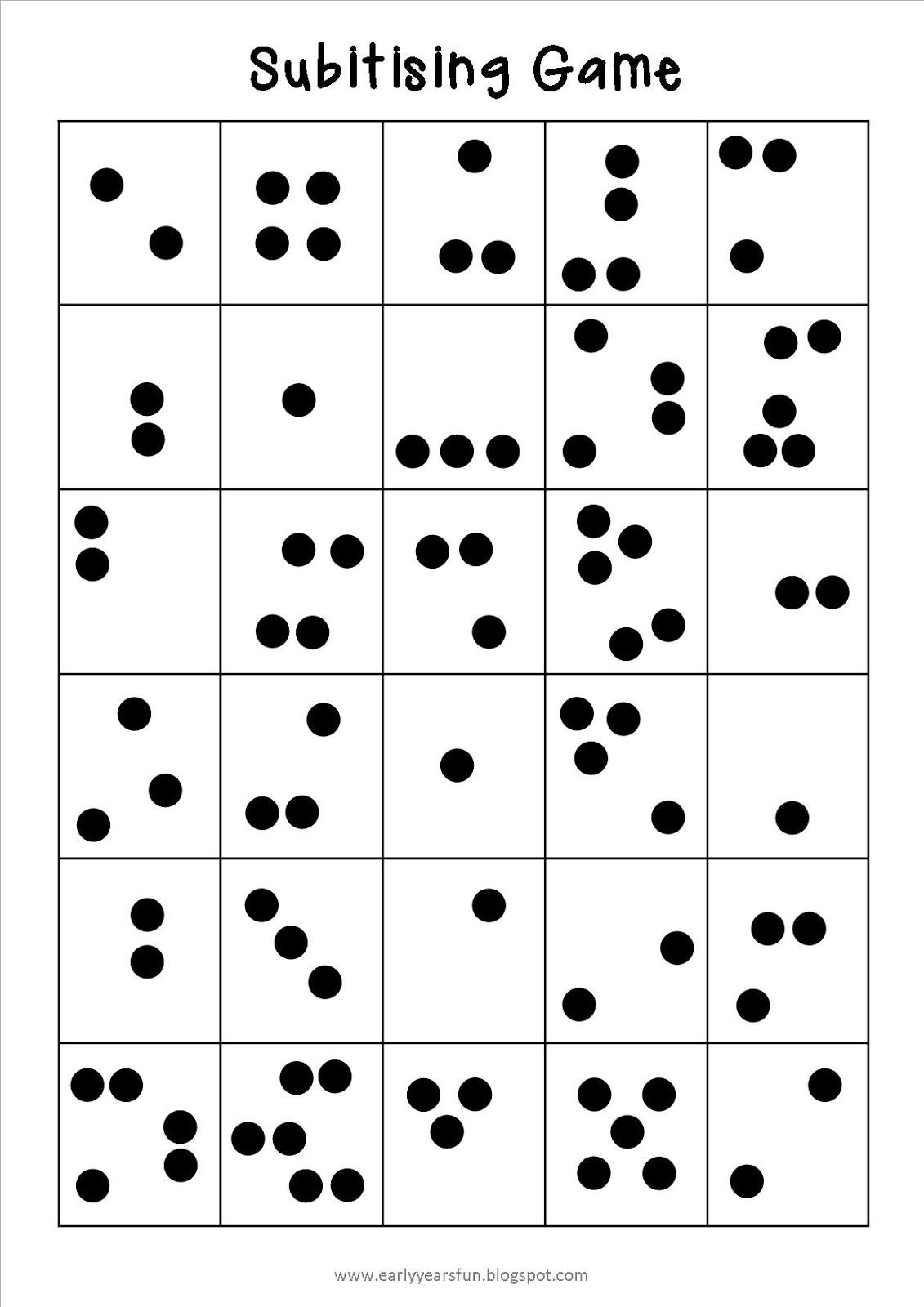 math tubs in kindergarten week six printing numbers 6 10 sets