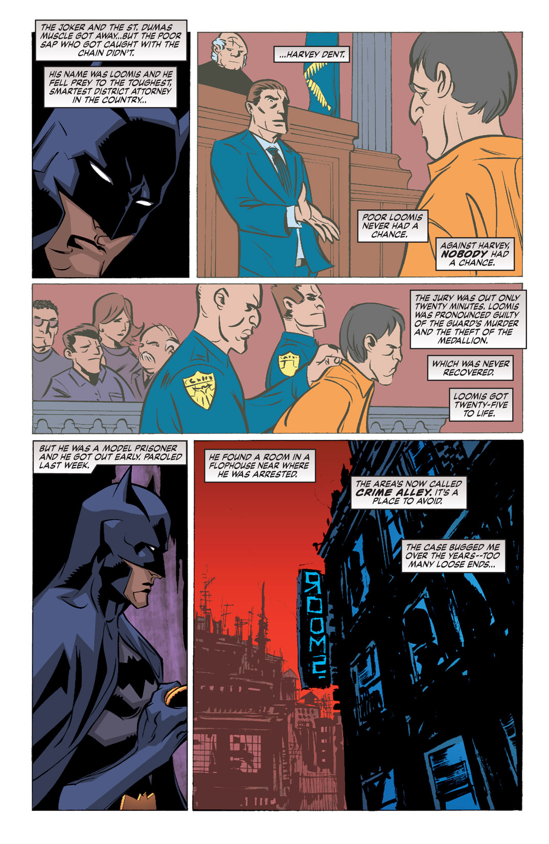 Detective Comics (1937) Issue #866 Page 22