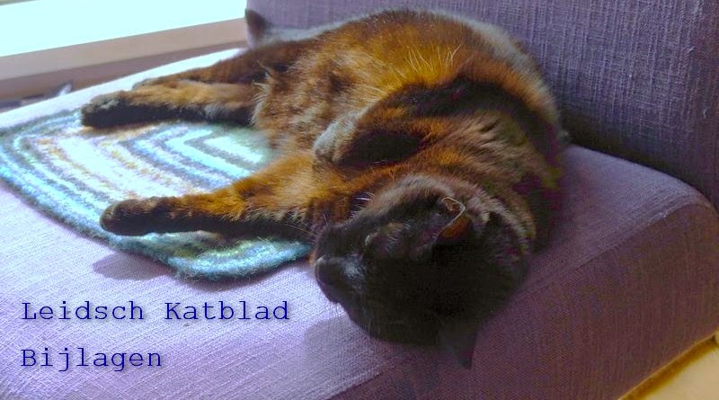 Leidsch Katblad - BIJLAGEN