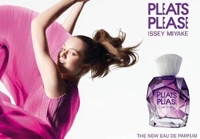 Pleats Please by Issey Miyake, Fragrance, Fragrance promotion, Pleats Please, Pleats, Issey Miyake