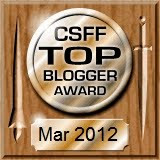 Wow! Blogging Award!