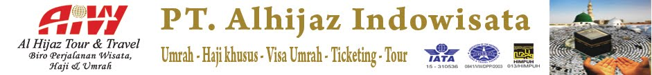 Travel Umroh Haji Plus Jakarta | Alhijaz Indowisata