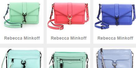 Rebecca Minkoff Handbag Sale